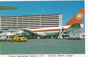 Airplanes , Airport , Toronto , Ontario , Canada , 50-70s