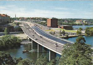 Sweden Stockholm Essingeleden