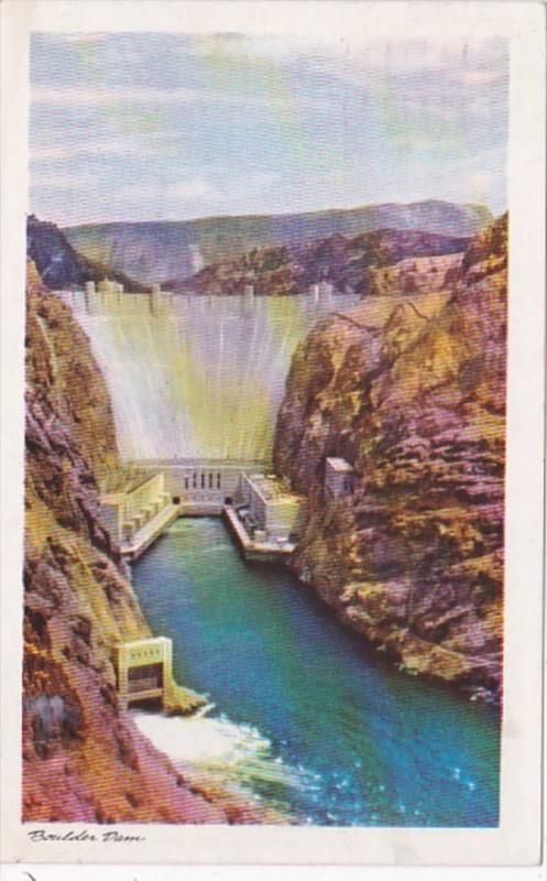 Nevada Boulder Dam 1948