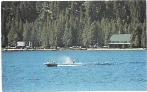 Big Redfish Lake Sawtooth Recreation Area near Stanley ID