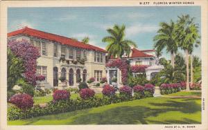 Winter Homes In Florida Curteich