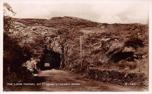 Ireland The Long Tunnel on Co. Cork - Co. Kerry Road
