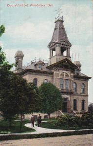 WOODSTOCK , Ontario , Canada , PU-1908; Central School