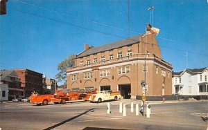 Central Fire House in Middletown, New York