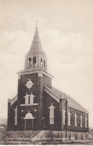 COWANSVILLE , Quebec , 1900-10s ; Eglise Catholique, Catholic Church