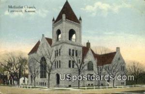 Methodist Church Lawrence KS Unused