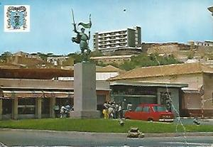 POSTAL 55596: MELILLA. Plaza de Pedro de Estopi?n