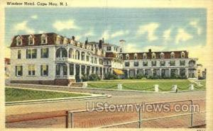 Windsor Hotel  Cape May NJ Unused