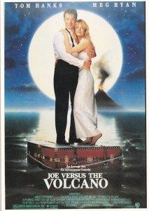Joe Versus The Volcano Tom Hanks Meg Ryan Movie Poster Postcard