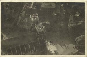 belgium, BRUXELLES BRUSSELS, Cathedral of St. Michael & St. Gudula (1930s) RPPC