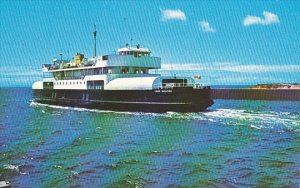 Canada Ferry M V Lord Selkirk Between Wood Island Prince Edward Island and Ca...
