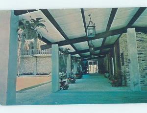 Unused Pre-1980 HILTON HOTEL Hilton Head Island South Carolina SC c0552