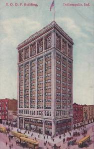 Indiana Indianapolis I O O F Building
