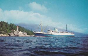 LIGHTHOUSE, S. S. Glacier Queen & S. S. Yukon Star, 1940-1960s