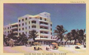 Lauderdale Beach Hotel Fort Lauderdale Florida