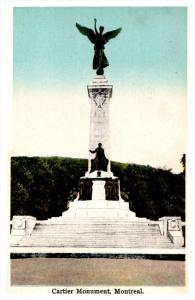 Montreal  Cartier Monument