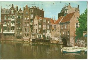 Rotterdam, Delfshaven from where the pilgrimfathers,
