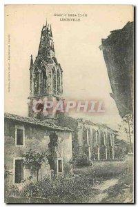 Old Postcard War 1914 1915 1916 Lironville