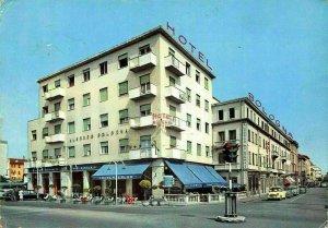 Italy Hotel Bologna Stazione Ristorante Venezia Mestre Postcard