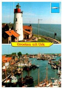 Netherlands Groeren uit Urk Lighthouse