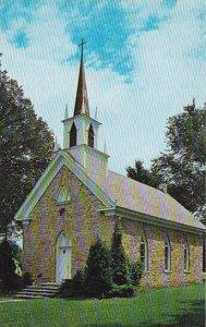 Illinois Grand Detour Saint Peter Chapel