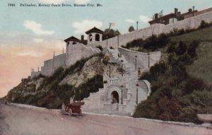 KANSAS CITY, Missouri, 1900-10s; Palisades, Kersey Coats Drive