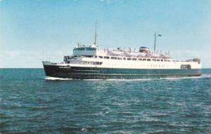 Ice Breaker Ship M.V.S. ABEGWEIT , Borden , P.E.I. , Canada 40-60s