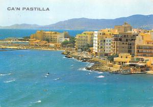 Spain Ca'n Pastilla Mallorca Beach Plage Panorama