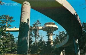 Great Smokey Mountains, National Park, Clingmans Dome, Observation Tower