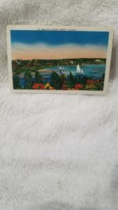 132: Beautiful Quisset Harbor, Falmouth, MA.