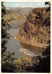 The Rhine The Loreley River Boat Schiff