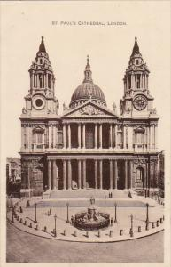 England London St Paul's Cathedral
