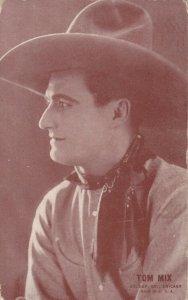 Cowboy Actor TOM MIX, 30s-40s; # 11