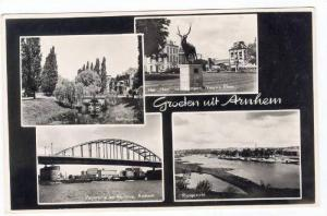 RP  Arnhem , Netherlands, 1940s 4-views
