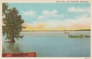 CLARKSDALE, Mississippi, 1930-40s; Moon Lake