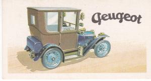 Trade Card Brooke Bond History of the Motor Car No 14