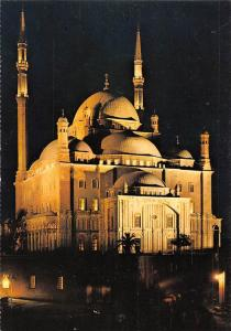 Egypt Cairo Nocturnal Magic at Mohamed Aly Mosque