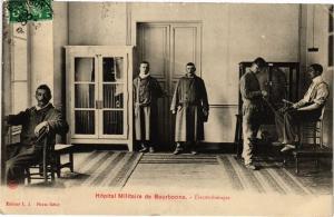 CPA Hopital Militaire de Bourbonne - Electrotherapie (270437)