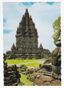 JAVA, Indonesia, 1950-1970's; Prambanan Temple