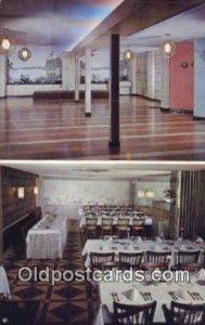 Richards Restaurant and Lounge, Berwyn, Illinois, IL USA Hotel Motel Unused p...
