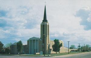 First Methodist Church of MESA, Arizona, 40-60s
