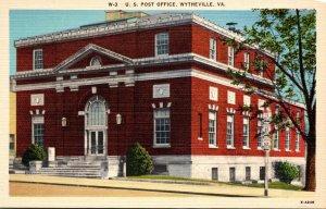 Virginia Wytheville Post Office