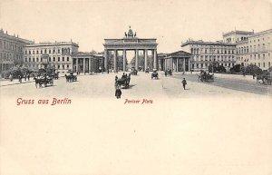 Berlin Gruss Aus Unused