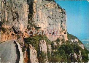 Postcard Modern Combe Laval Road Landscapes Royans Dominant 700 Meters Cholet...