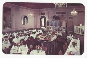 Gripsholm Restaurant New York City NY Vintage Postcard