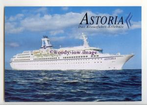 LN1625 - Transocean Tours Liner - Astoria - postcard by Transocean Tours