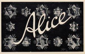 FIRSTNAMES ; Alice , 00-10s : TUCK