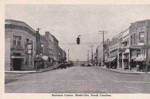 North Carolina Reidsville Main Street Business Center