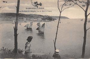 France St-Brieuc-Legue Pointe a l'Aigle, vue du Bois de Cesson 1915