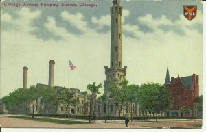Chicago Avenue Pumping Station, Chicago